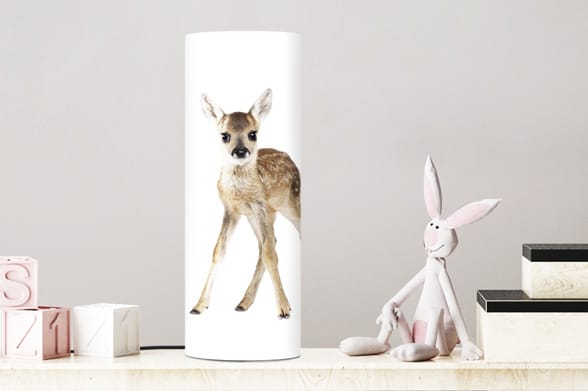 Lamp little deer