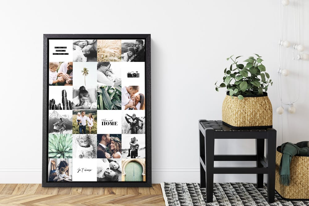 Photo Collage - Create it Online, Order it & Have it Printed